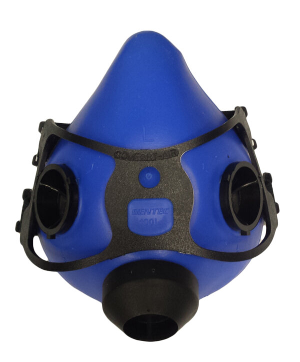 Comfort-Air® Half Mask Silicone Rubber Large