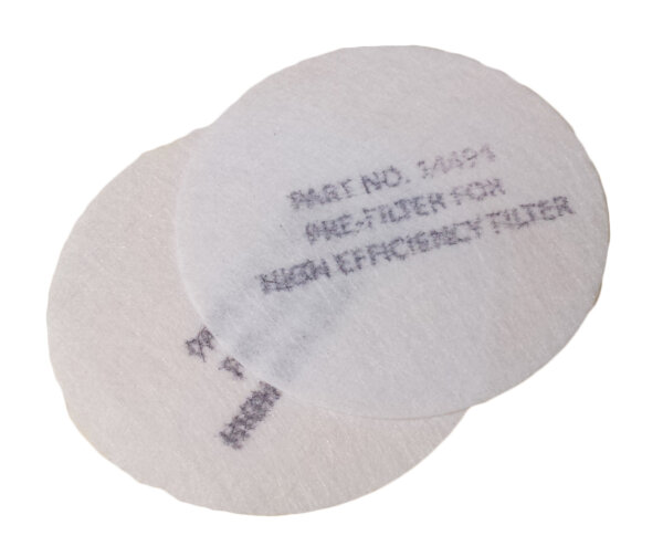 Pre-Filter for P100 Filters