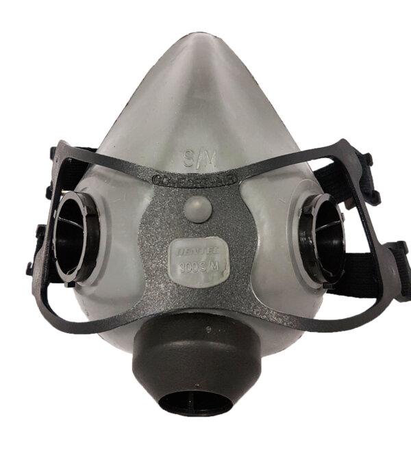 Comfort-Air Half Mask Thermoplastic Rubber Small/Medium