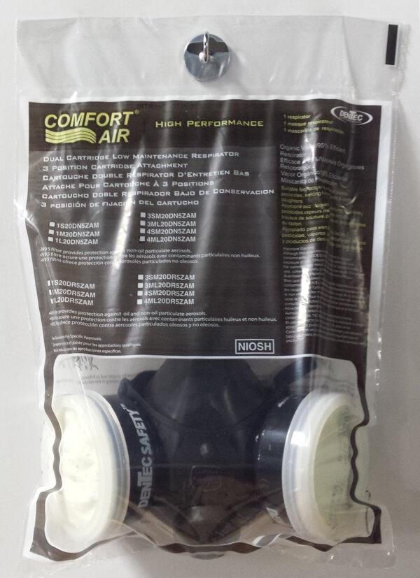 OV/N95 Complete Elastomeric Mask - Medium