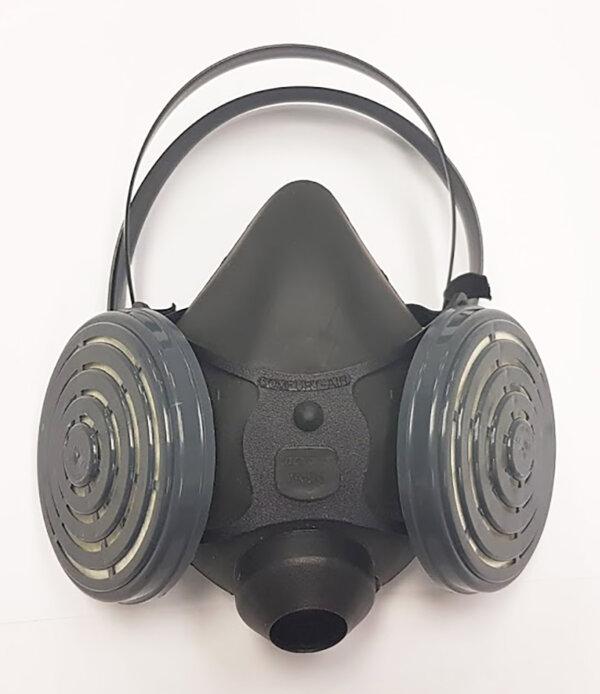 N95 Complete Elastomeric Mask - Medium