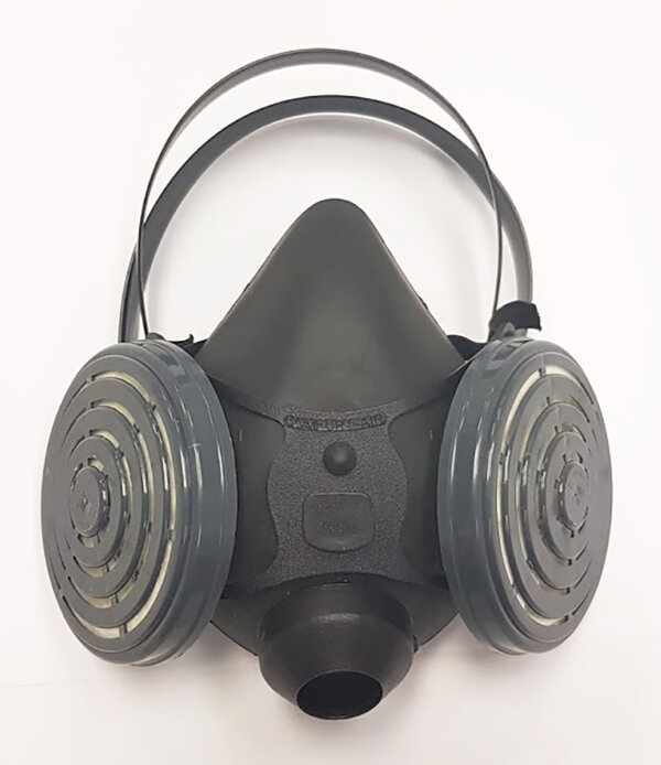 R95 Complete Elastomeric Mask - Medium