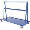 "A-Frame Cart 2,000# Uniform Static Capacity 36"" X 72"" Deck"