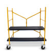 4' Extra Wide Step-Up Mobile Workstand