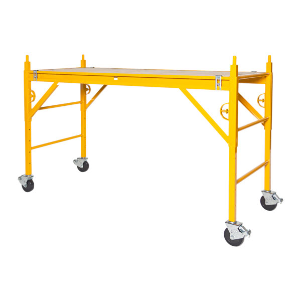 "Classic 400 Series Mobile Interior Complete Scaffold With 5"" Casters"