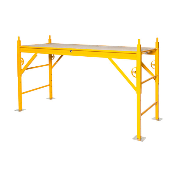 Elite 400 Series Mobile Interior Complete Scaffold With Base Plates