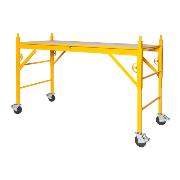 """Elite 400 Series Mobile Interior Complete Scaffold With 5"""" Casters"""