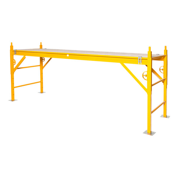 Classic 400 Series Mobile Interior Complete Scaffold With Base Plates