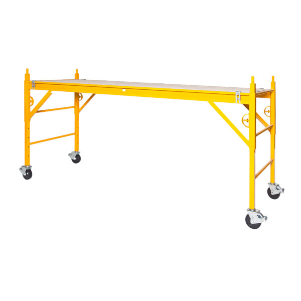 """Classic 400 Series Mobile Interior Complete Scaffold With 5"""" Casters"""
