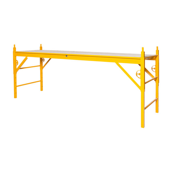 Elite 400 Series Mobile Interior Complete Scaffold Without Casters