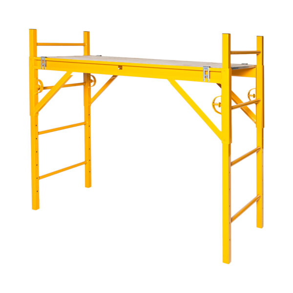 Classic 500 Series Mobile Interior Complete Scaffold Without Casters