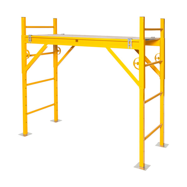 Classic 500 Series Mobile Interior Complete Scaffold With PBP Base Plates