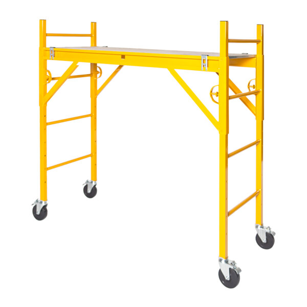 Classic 500 Series Mobile Interior Complete Scaffold With PC5B-S Casters