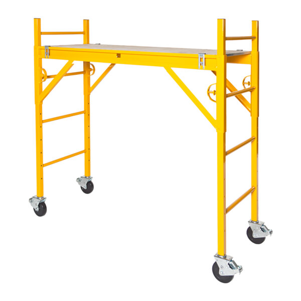 Classic 500 Series Mobile Interior Complete Scaffold With PIC-5 Casters