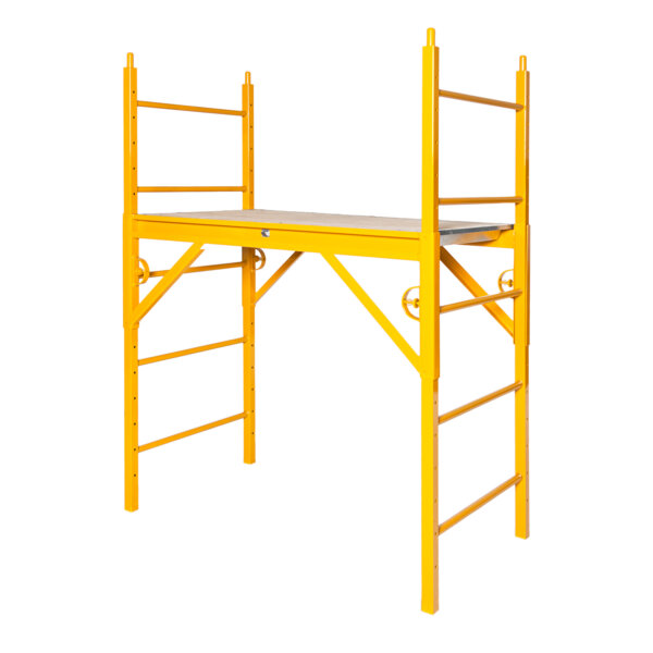 Elite 600 Series Mobile Interior Complete Scaffold Without Casters