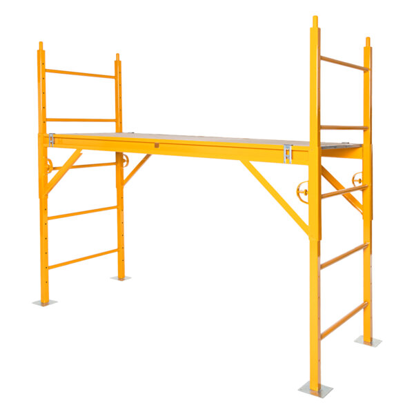 Classic 600 Series Mobile Interior Complete Scaffold With Base Plates