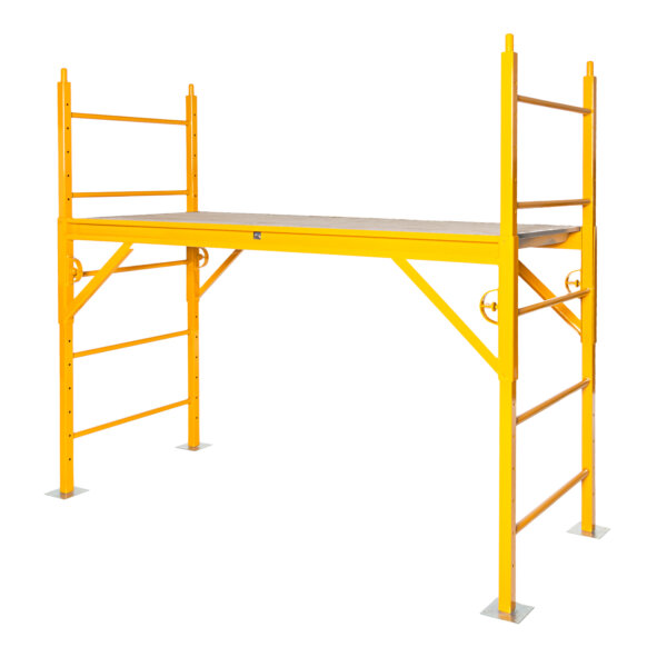 Elite 600 Series Mobile Interior Complete Scaffold With Base Plates