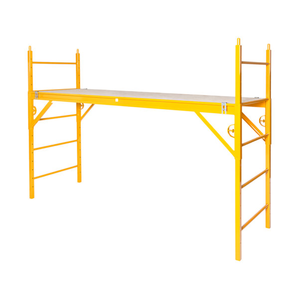 Classic 600 Series Mobile Interior Complete Scaffold Without Casters