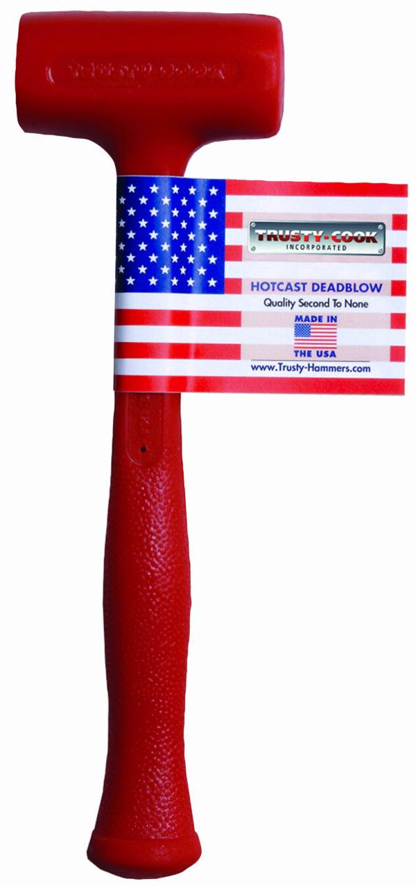 13 oz. Standard Polyurethane Dead Blow Hammer