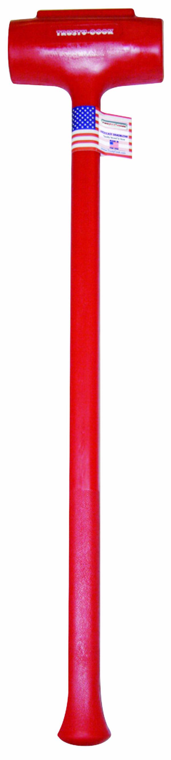 192 oz. Soft Face Polyurethane Dead Blow Sledge Hammer