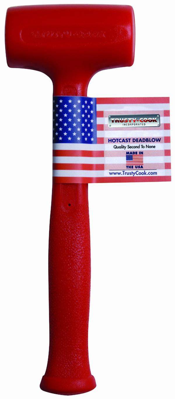 21 oz. Standard Polyurethane Dead Blow Hammer