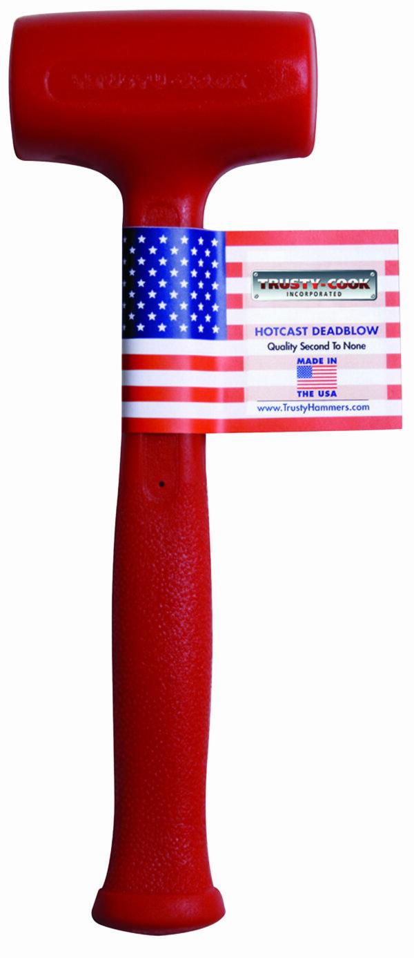 26 oz. Standard Polyurethane Dead Blow Hammer