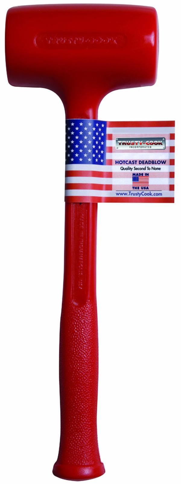 45 oz. Standard Polyurethane Dead Blow Hammer