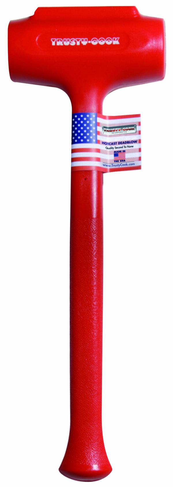 88 oz. Soft Face Polyurethane Dead Blow Sledge Hammer
