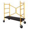 4' Step-Up Mobile Workstand