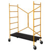 6' Step-Up Mobile Workstand