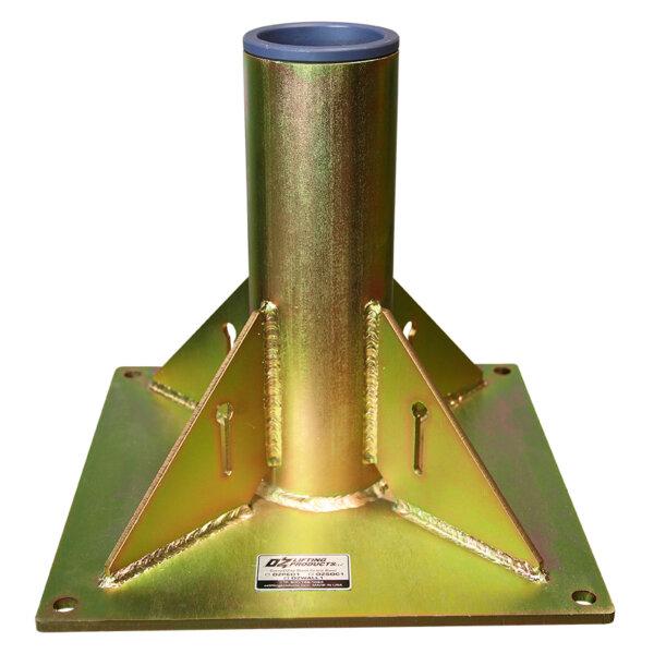 Pedestal Base for Tele-Pro Davit 1200 Cranes