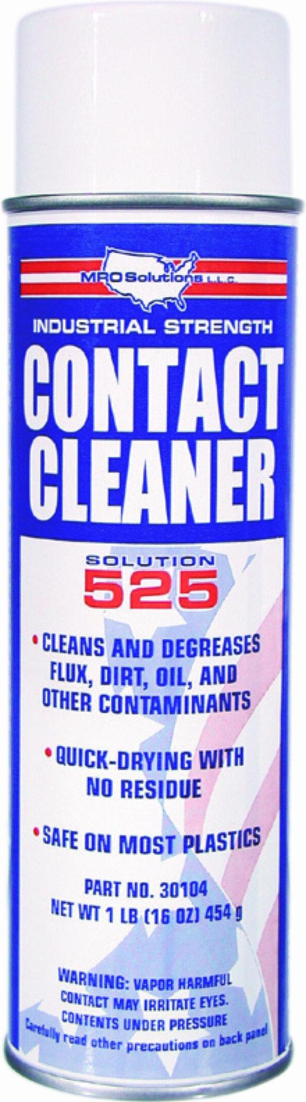 MRO Solution 525 – Contact Cleaner (16 oz. Aerosol)